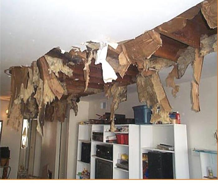 Leaking Roof Caused Big Problems
